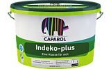 Краска водно-дисперсионная Caparol Indeko-Plus, База 1, 10 л